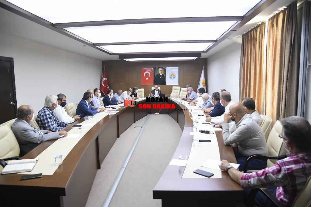 Adana'nın geleceği için birlikte çalışılacak