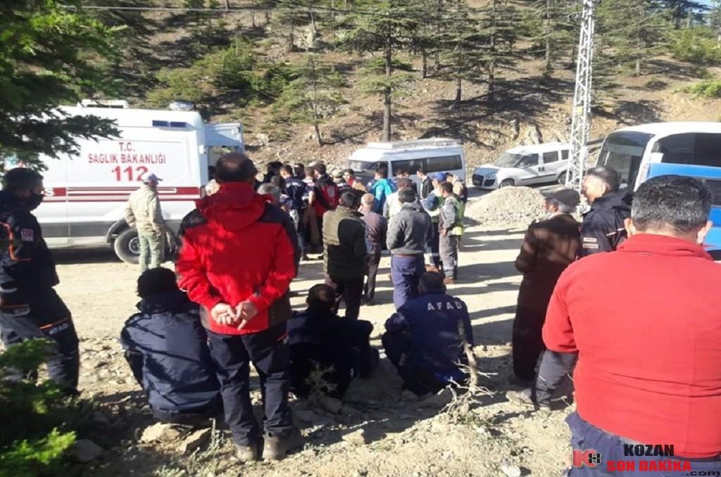 Ormanlık alanda kaybolan 2 çocuk bulundu