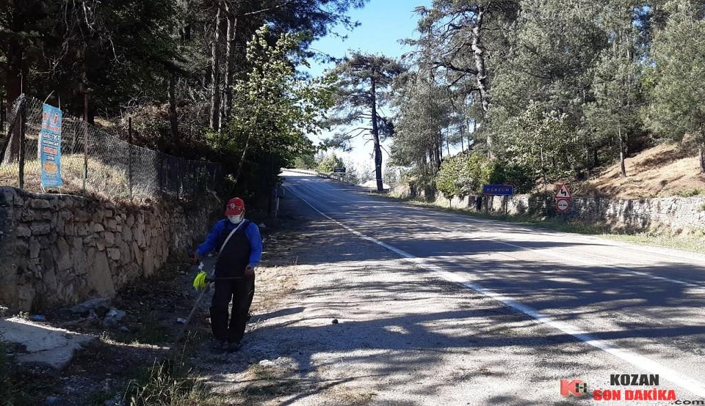 Kozan Belediyesinden Horzum Yaylasında Yaz Hazırlığı
