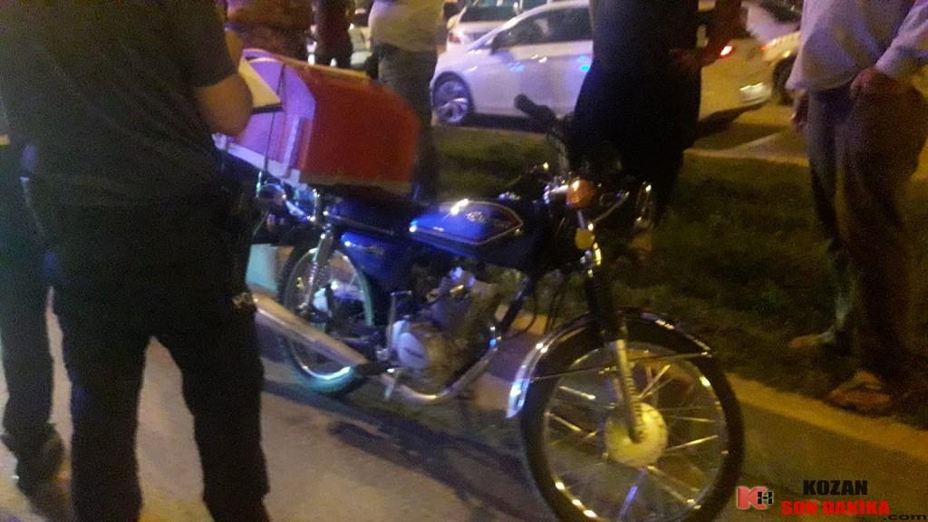 karşıya gecmek isteyen yayaya motosiklet çarptı (3)