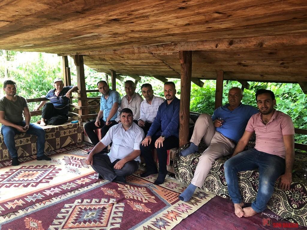 """Başkan Bilgili """" Kozan Halkının Cumhurbaşkanımıza sevgisi artarak devam ediyor"""