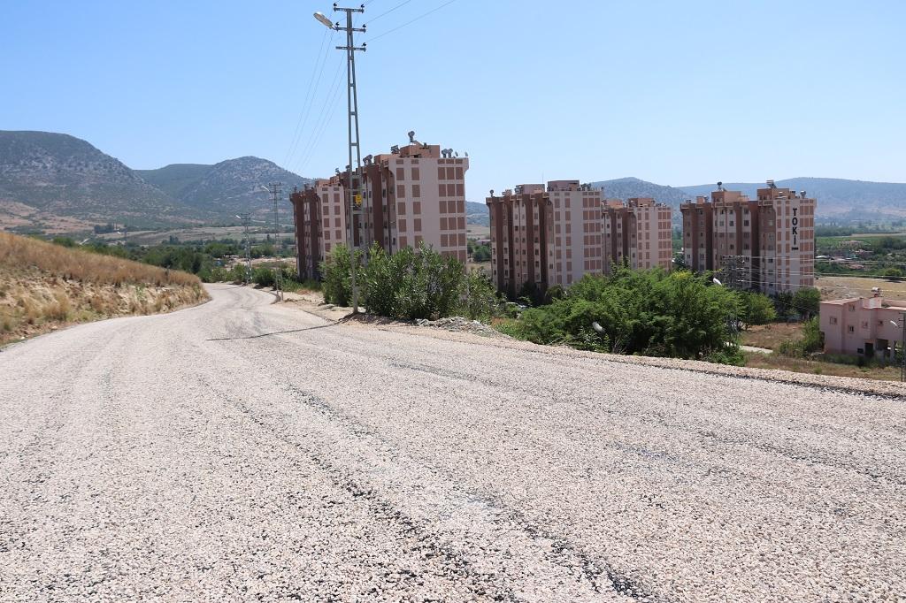 Kozan Belediyesinden Asfalt Atağı