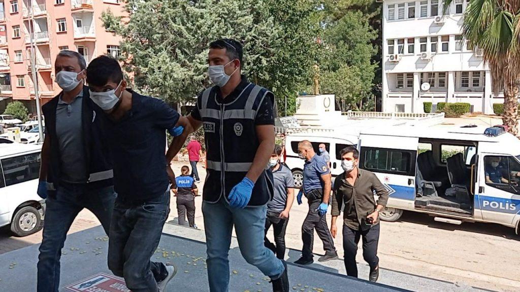 Kozan'da uyuşturucu çetesi çökertildi 10 tutuklama