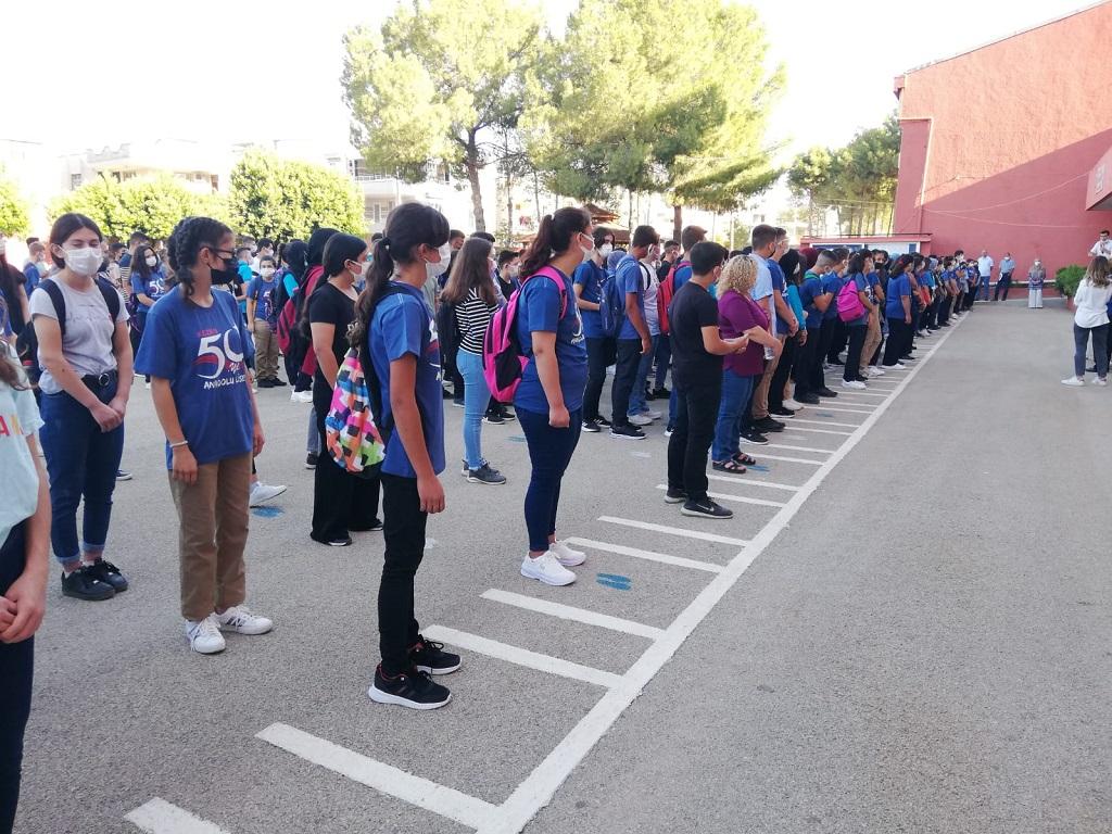 50. Yıl Şehit İbrahim Yüce Anadolu Lisesi