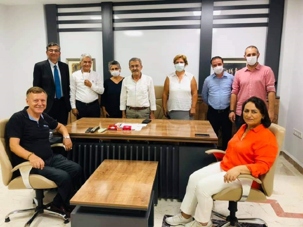 CHP Adana'da Parti Okulu Heyecanı