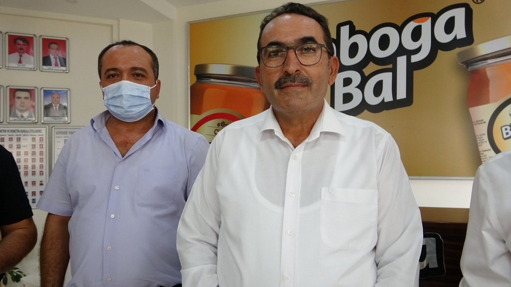 Kozan'da Arıcılar Çam Balı üretimi için harekete geçti