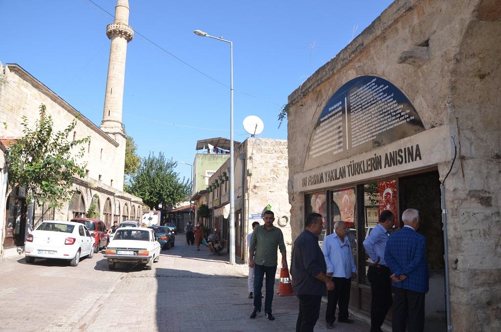 Kozan'da Ermeni mezalimin yapıldığı fırın ziyaretçilere açıldı