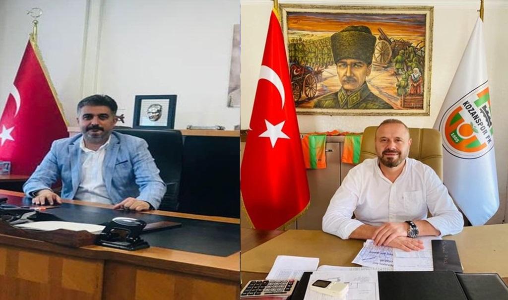 Kozanspor FK'yeni yönetim