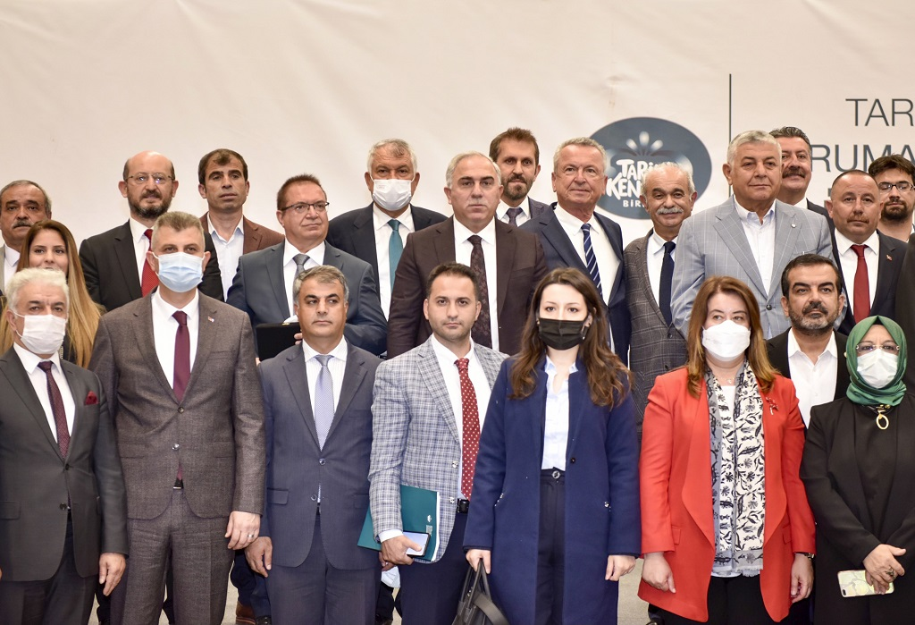 Tarihi Kentler Birliği'nden, Adana Büyükşehir Belediyesi'ne önemli ödül