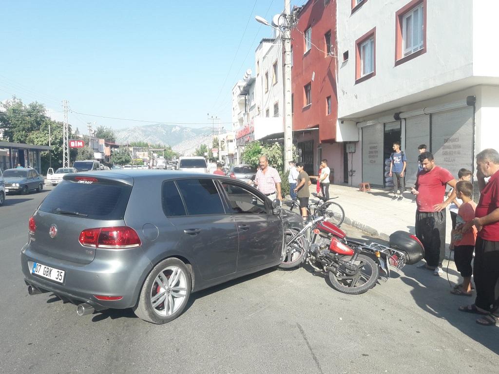 motosiklet kazası kozan (1)