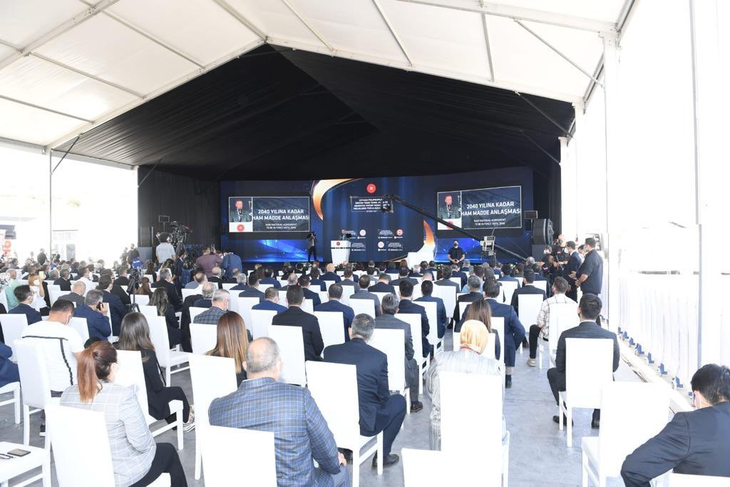 """Cumhurbaşkanımızın Teşrifleriyle Önce Temel Atma ve Toplu Açılış Töreni, Ardından 5.Uluslararası Adana Lezzet Festivali""""nin Açılışı Gerçekleştirildi"""