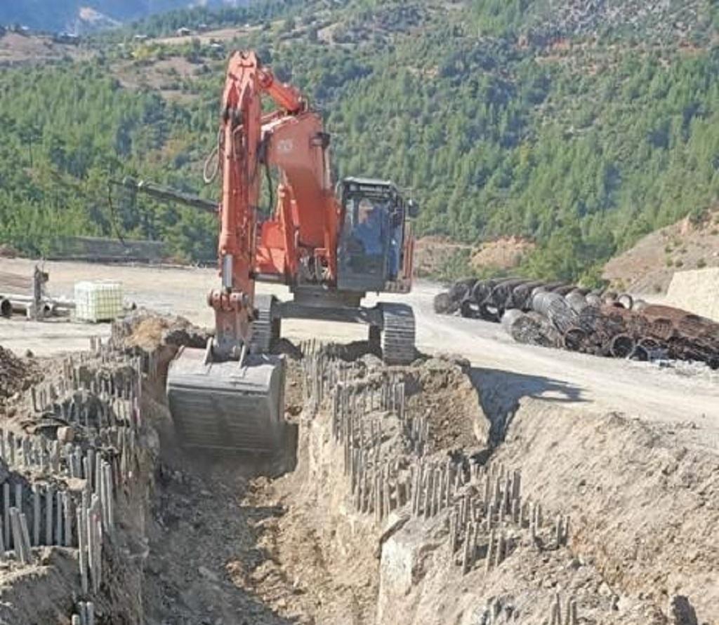 Cumhurbaşkanımız Sayın Recep Tayyip Erdoğan, Mansurlu yolunun 2 yıl içerisinde tamamlanacağı müjdesini vermiştir